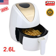 Electric Air Fryer 2.6L Healthy Cooking Machine Roasting Frying Baking Oil-Less
