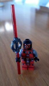 Lego star wars darth maul lightsaber Minifigure