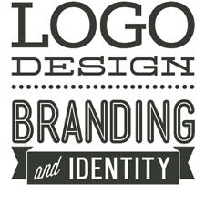 Professional Bespoke Custom Logo Design - Unlimited Revisions Quick Service