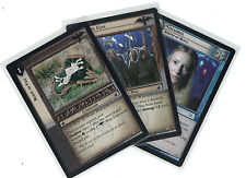 Lord of the Rings CCG Ents of Fangorn: 3x Rare Cards   freie Auswahl    Lot