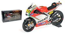 Minichamps Ducati Desmosedici GP12 2012-MotoGP Valentino Rossi 1/12 Escala
