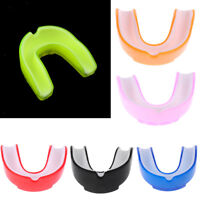 Mouth Guard Gum Shield Boil Bite Mouthguard Martial Art Footbal Boxing Sport