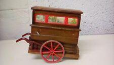Rovere inglese Gioielli Portagioie Carillon Roy tallent of Old Bond St Barrel Organo