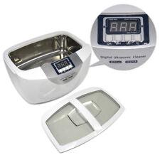 CD-4820 Ultrasonic Cleaner Cleaning Equipment Heater Jewelry 2.5L Dental Clinics