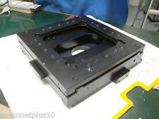 Mitutoyo 02ATC480 Microscope XY Table,Stage,Travel dist~11cm,18x18x7cm,Use@92527