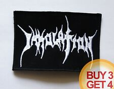 IMMOLATION WT PATCH BUY3 GET4,INCANTATION,SUFFOCATION,MORBID ANGEL,VADER,DEICIDE