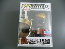 FUNKO POP NOTORIOUS BIG WITH CROWN NYCC Exclusive 2018
