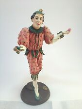 Duncan Royale French History of Clown Rare Collectors Edition Figurine (Ltd Ed)