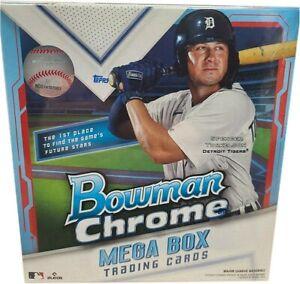 2021 Bowman Chrome Mega Box Sealed