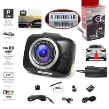 NAKAMICHI FHD 1080P Front&Rear Dual Lens Car Dash Cam DVR Digital Video Recorder