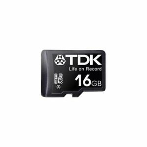 *UK* TDK 16GB Micro SDHC SD Memory Card - Mobile Phones Tablets Dashcams Drones
