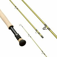 Sage Pulse 691-4 Fly Rod - 9' w/fight butt - 6wt - 4pc - NEW - Free Fly Line