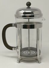 Vintage Melior 12 Cup French Press Plunger Coffee Maker Made in France