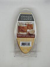 NEW YANKEE Candle Honeycrisp Apple Cider Wax Melts (2.6 OZ)