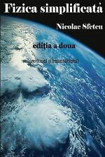 Fizica Simplificata by Nicolae Sfetcu (2014, Paperback)