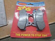 SBS Front Wheel Brake Pads Honda Hurricane Goldwing Shadow Magna Rebel 542HF