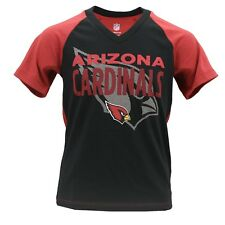 Arizona Cardinals Official Nfl Apparel Kids Youth Girls Size T-Shirt New Tags