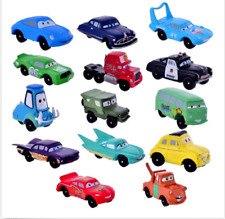 Cars Lightning McQueen Doll 14pcs Cute Set Kids Toy Action Figures Gift