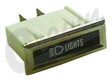 Dash Light 1976 to 1986 Jeep CJ LIGHT Crown Automotive X J5752813