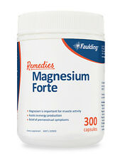 Magnesium Forte 400mg value pack 300 capsules (Wagner Strength) BEST PRICE
