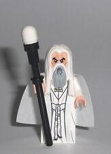 LEGO Herr der Ringe - Saruman (10237) - Figur Minifig Orthanc Gandalf LOTR 10237