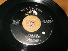JESSE BELVIN - VOLARE - EVER SINCE WE MET   / LISTEN - VOCAL JAZZ