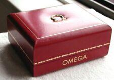 All ORIGINAL VINTAGE Gentlemen's OMEGA Watch BOX - Excellent Condition - 1960s