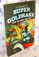 IL TRIONFO DI SUPER GOLDRAKE 1978 Walk over book - libro - Grendizer,Goldorak