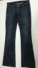 Rock & Republic Jeans Women's 28 Boot cut Dark Stonewashed Classic 5 Pockets