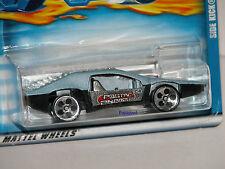 Hot Wheels 2001 Collector No. #198 POSTAL EXPRESS Side Kick Mattel Wheels 1:64