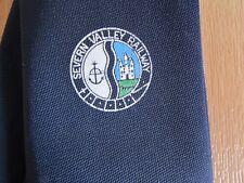 Severn valley railway interesse di poliestere Cravatta