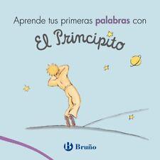 APRENDE TUS PRIMERAS PALABRAS CON EL PRINCIPITO. NUEVO. Envío URGENTE (IMOSVER)