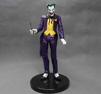 DC ComicS Collectibles Batman Series Arkham The Joker Statue action figure AQ1