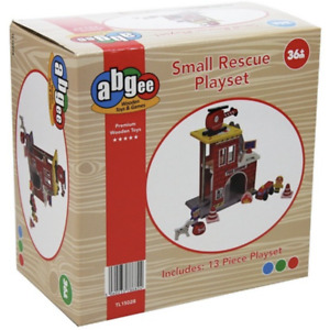 ABGee Small Rescue Playset**NEW**