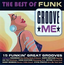 THE BEST OF FUNK - GROOVE ME    CD    NEU&OVP!