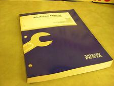 NEW 1999 Volvo Penta Workshop Manual  EFI Diagnostic  6/8Cyl  #7797354  3-A-3