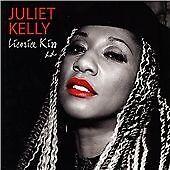 Juliet Kelly - Licorice Kiss (2009)