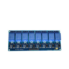 8-Channel 24V Relay Shield Module Board Optocoupler module Arduino ARM PIC AVR