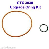 O-ring upgrade kit fits Minelab CTX 3030 Metal Detector CTX3030 oring orings