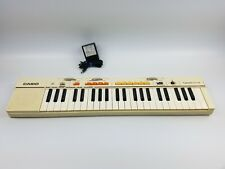 Vintage Casio Casiotone MT-35 Electronic Keyboard Synthesizer with Ac adapter