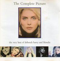 The Complete Picture - The Very Best Of Deborah Harry & Blondie  (CD 1991)