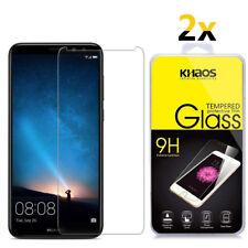 2-pack Khaos for Huawei Mate 10 Lite / Nova 2i Tempered Glass Screen Protector