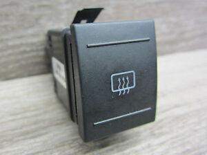 Schalter Heckscheibenheizung Knopf 6Q0959621 VW Polo 9N Bj.03