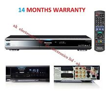 Panasonic Region Free DMR-BS850 Twin Tuner Freesat HD 500GB DVD Blu-Ray Recorder