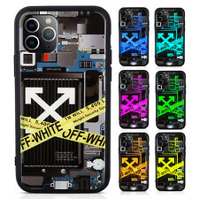 LED Light Up Flashing Hypebeast Sneaker Vibes Case Cover For i Phone 11 Pro Max