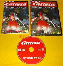 CARRERA GRAND PRIX Pc Versione Europea ○○○○ COMPLETO
