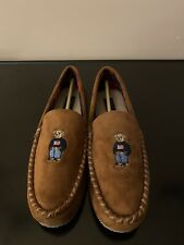 Polo Ralph Lauren Brown Slippers for