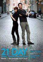 21 Day Total Transformation Week1: Releasing Old JUJU DVD
