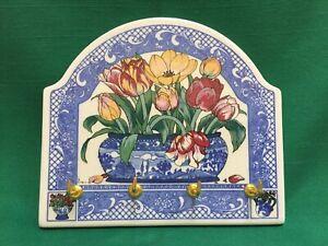 Santa Barbara Ceramic Key Holder
