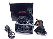 975W 975 Watt Gaming 140MM 14CMFan Silent Modular ATX Power Supply SATA Dual 12V